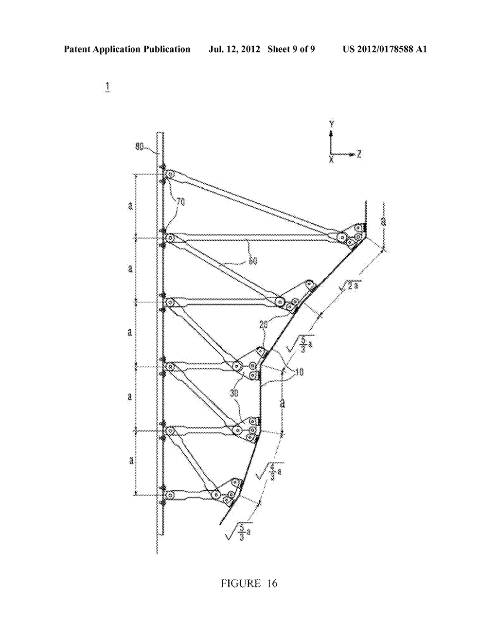 Artificial Climbing Wall Panel Bracket For Artificial