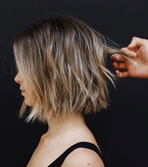 25 New Bob Hair Cut will Hunt Your Mind - Short Haircuts
