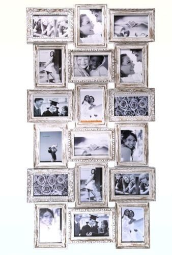 18 Pictures Photo Frame Antique Style Cream Multi Frame 1... https ...