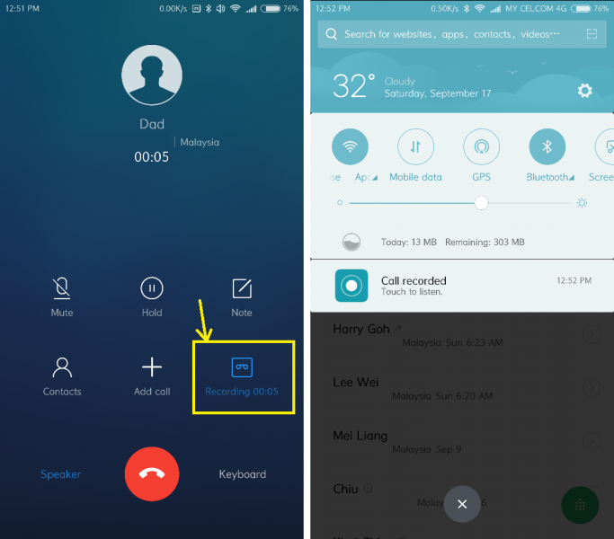 How to Record Calls on Xiaomi Phones (With images