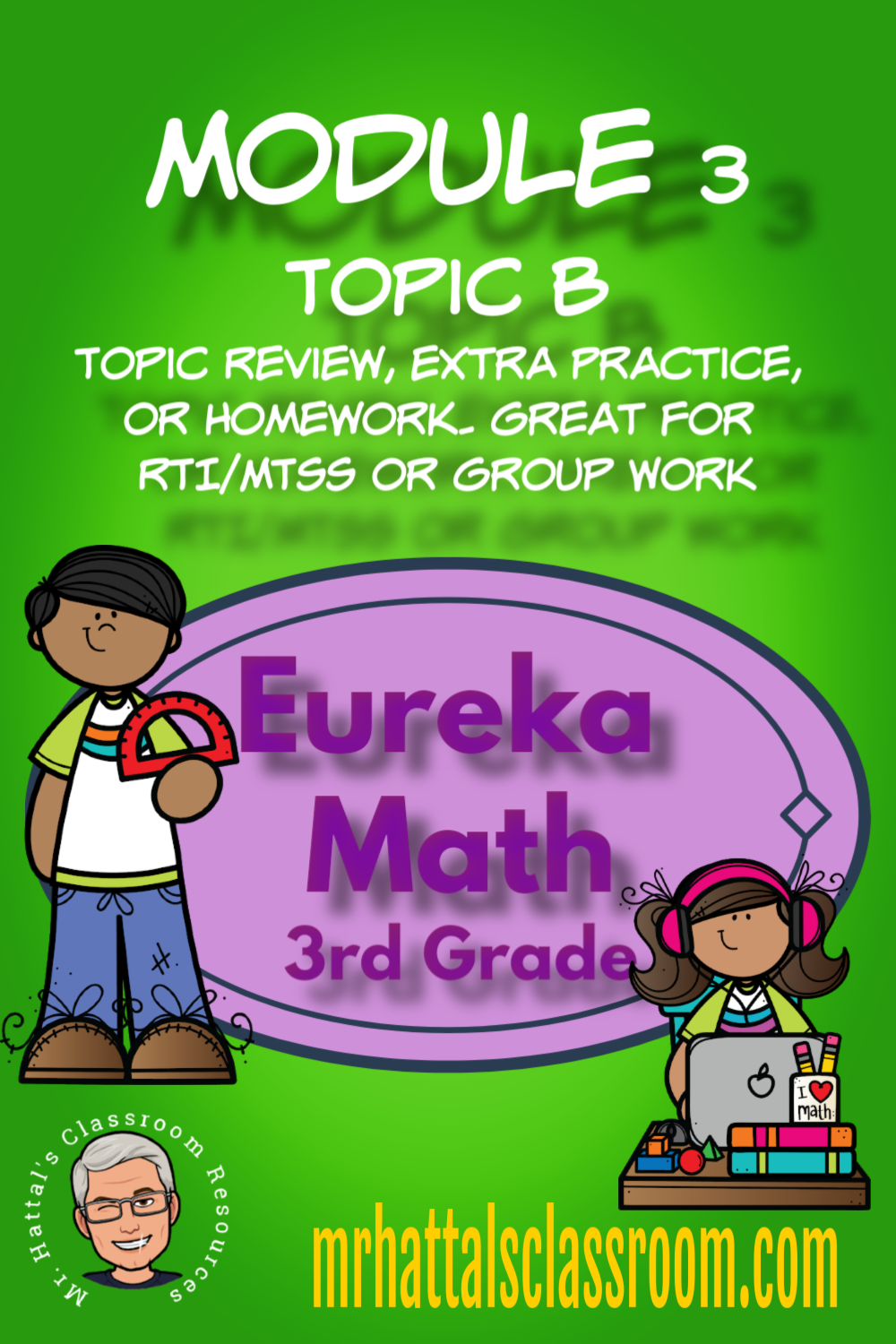This resource provides extra practice for Eureka Math