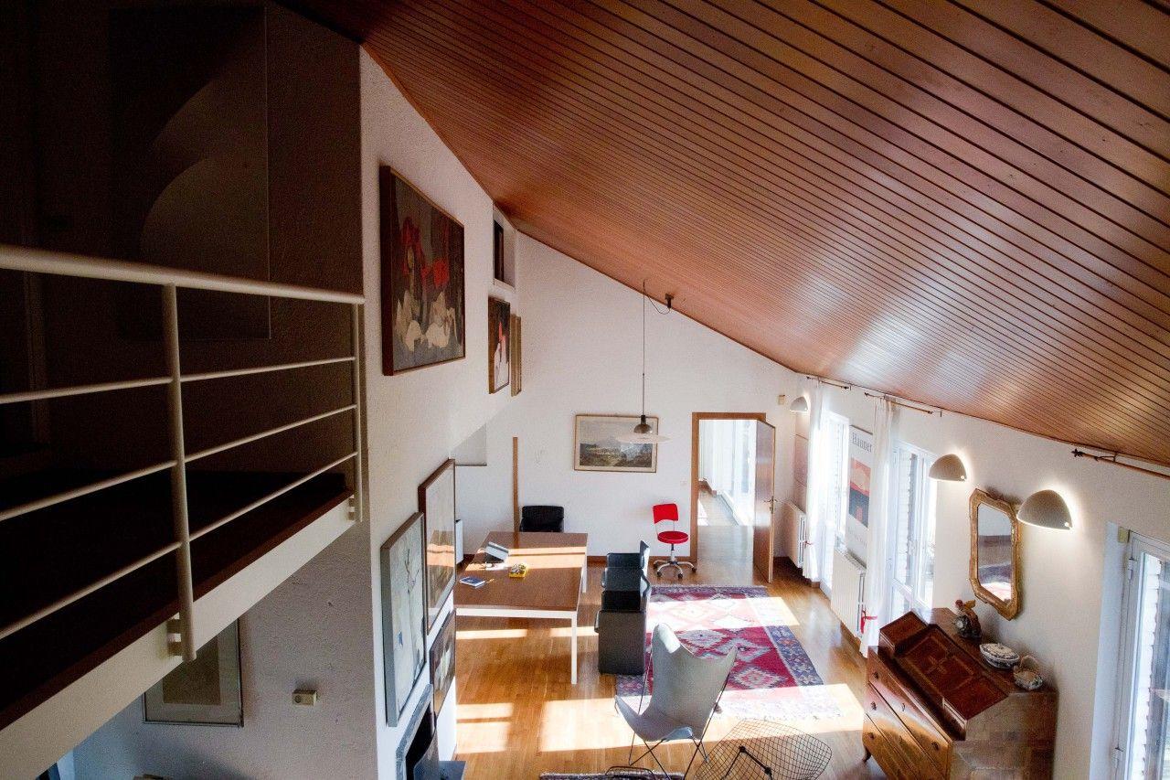 Ampio soggiorno, doppia altezza. #villa #brescia #dreamhome