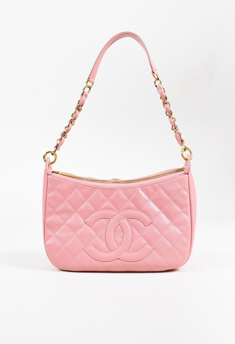 87113109d22c Chanel Pink Quilted