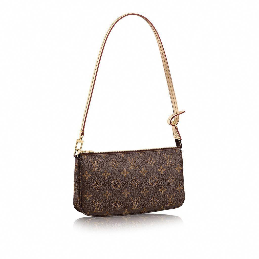 c60e4e16805b Louis Vuitton Classic Pochette Purse  Guccihandbags  Louisvuittonhandbags