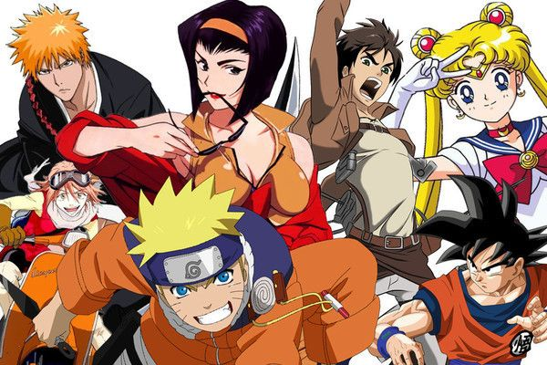 How Many Of These Popular Anime Characters Can You Name Popular Anime Characters Anime Popular Anime