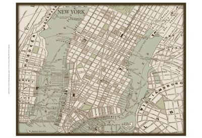 World art group sepia map of new york travel pinterest world art group sepia map of new york gumiabroncs Image collections