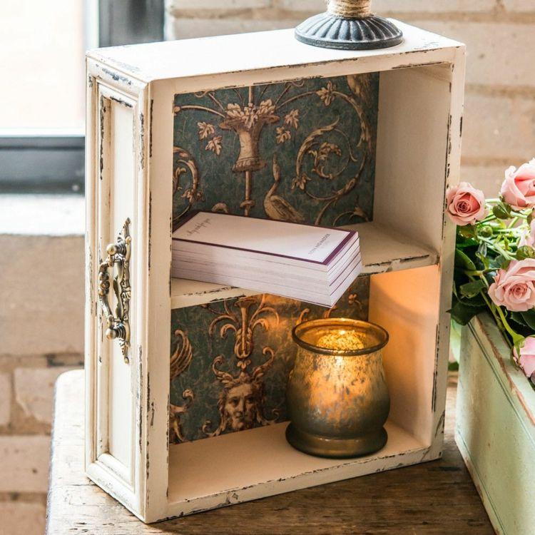 Alte Schubladen wiederverwenden - 12 tolle DIY Ideen! #redoingfurniture