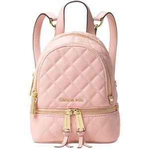 fc6da6ddff90 MICHAEL MICHAEL KORS Rhea Zip Small Crossbody Backpack