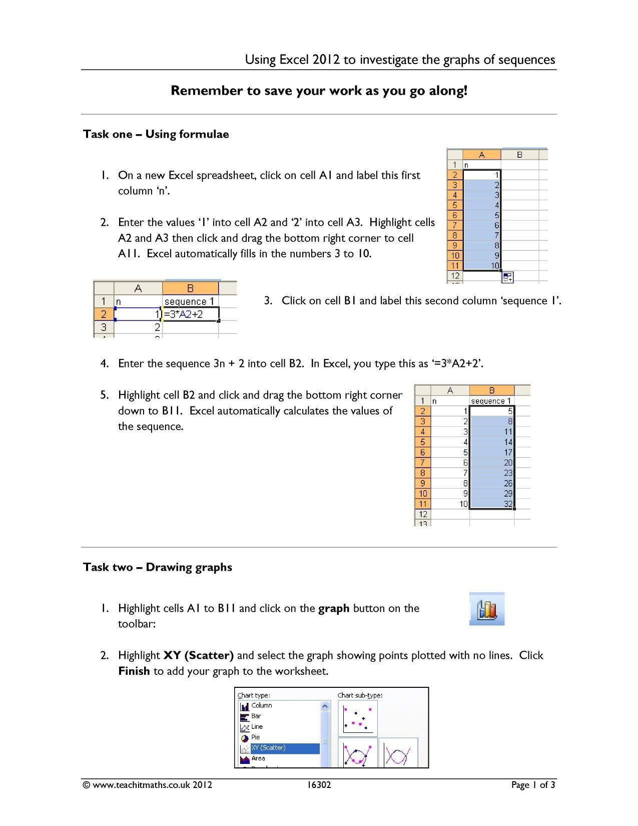 13 Official Scatter Plot Worksheet With Answers Di
