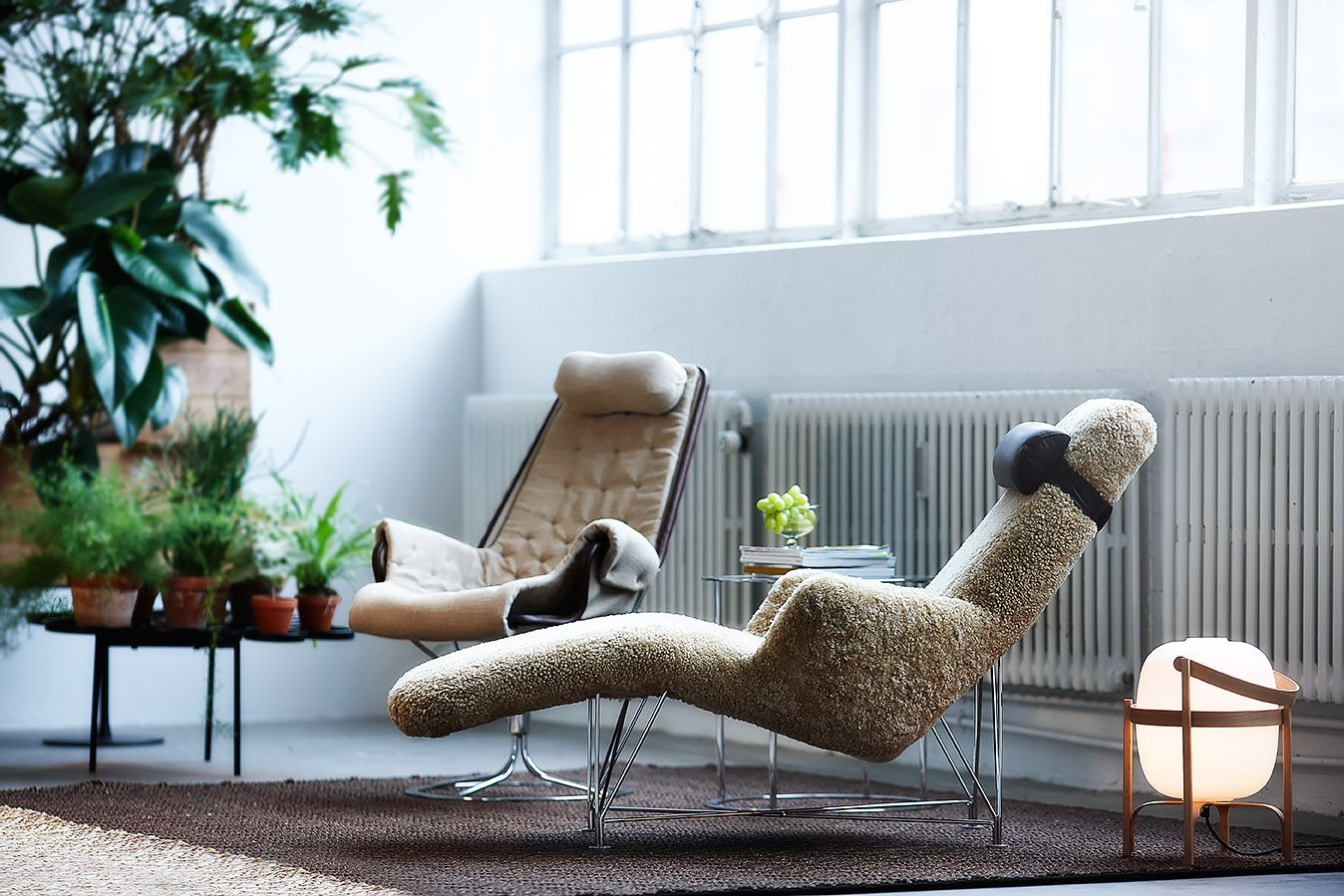 DUX furnitures - Organic Photo Johan Kalén Styling Åsa Dyberg