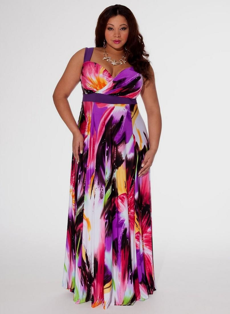 cutethickgirls.com plus size dress for wedding guest (13 ...