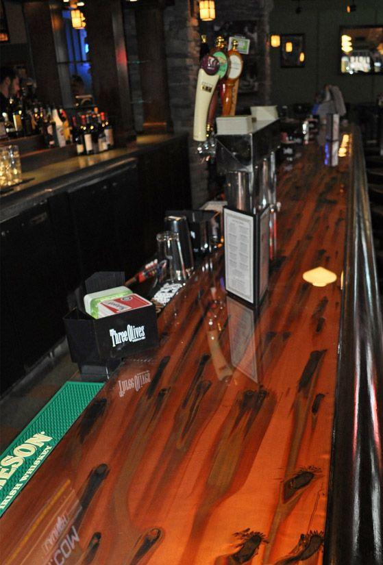 Merveilleux Copper Bar Top Photos | Page 2