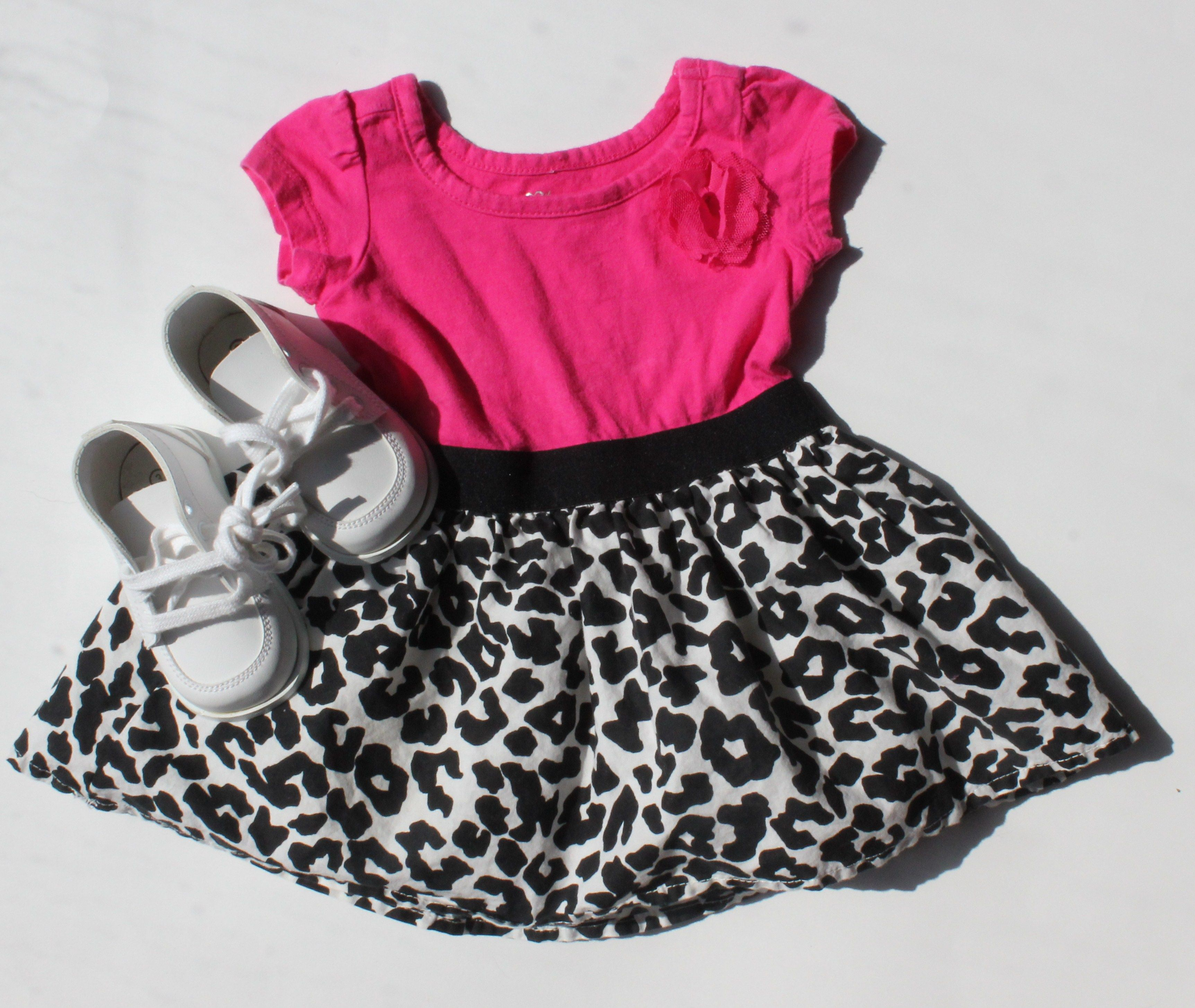 Cute Baby Girls Dress by Children s Place Size 6 9 Months and Cute