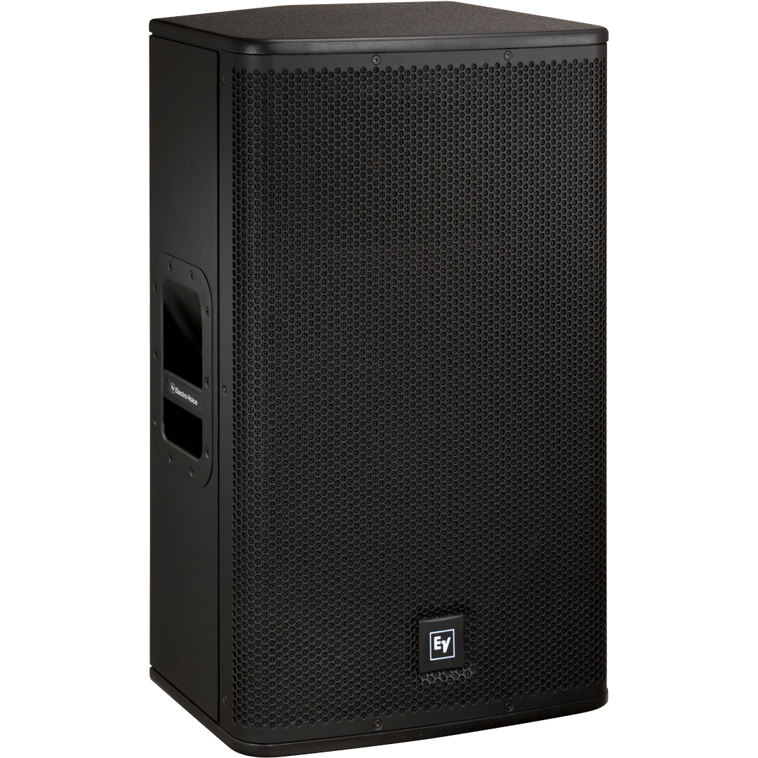 Electro Voice Elx115p 15 Live X Two Way Powered Loudspeaker Loudspeaker Speaker The Voice