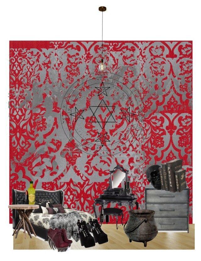 """creepypasta oc demonic dellies room"" by phoebecoffs-1 on Polyvore featuring art"