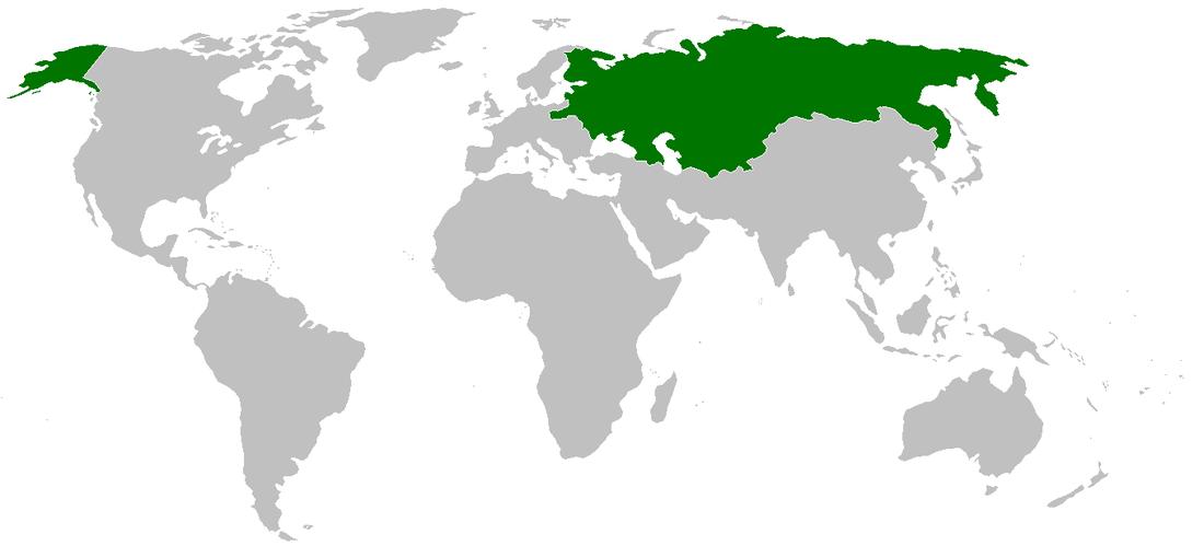 Russian Soviet Empire Informative Studies Maps Map World World