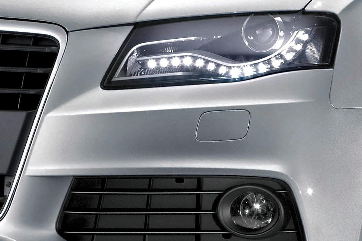 2008 Audi A4 Audi A4 Audi Headlights