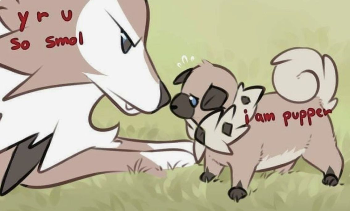 37+ Doggo pokemon info
