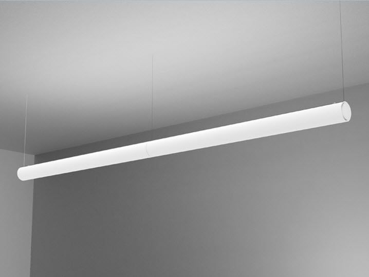 Fluorescent Light Fixture Linear Suspended R8f03 125hfw Etap Fluorescent Light Fixture Light Fixtures Fluorescent Light