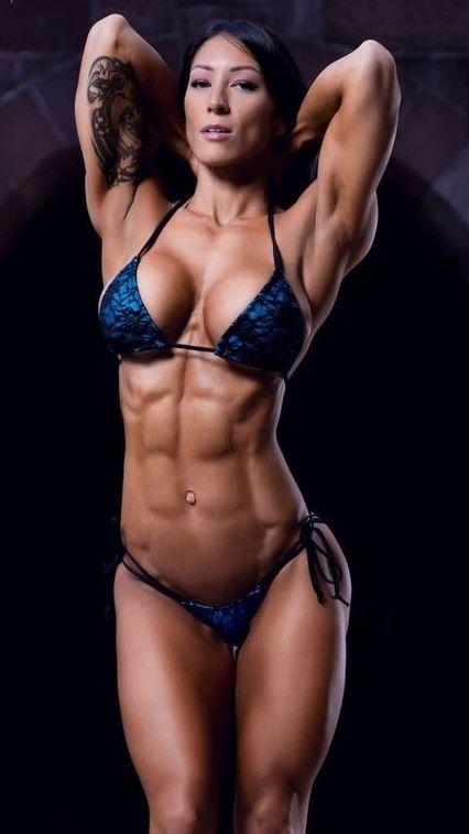 image Sexy brazilian lesbian workout scene 2