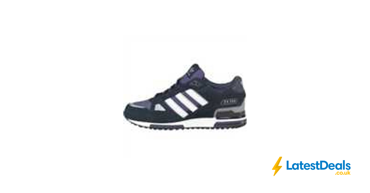 half off 35a0b fa7ef Adidas Originals Mens ZX 750 Trainers New Navy/White Sizes 7 ...