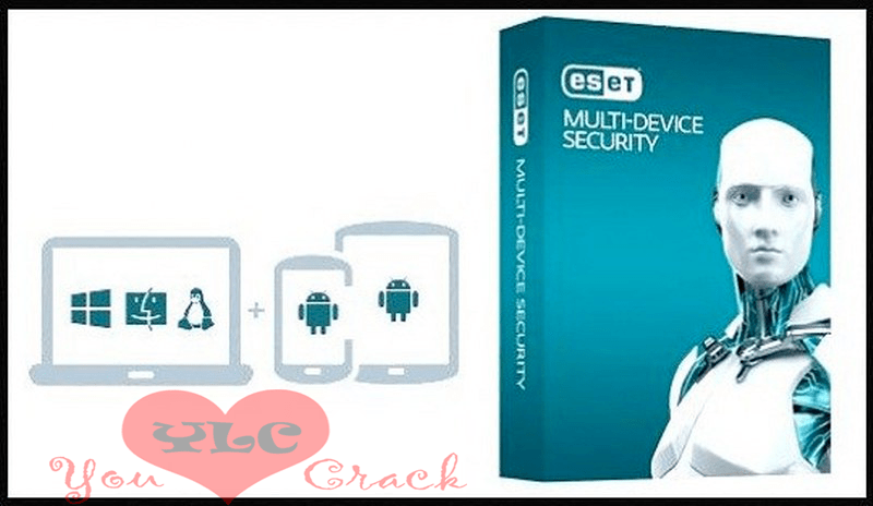 Eset Multi Device Security 2018 With Crack License Key