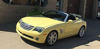 2005 Chrysler Crossfire Limited Convertible 2 Door