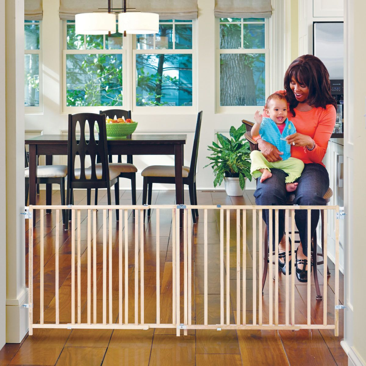 ExtraWide Swing Gate Baby Gates Toddleroo by North