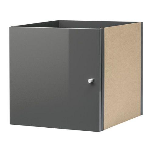 Kallax Bloc Porte Blanc 33x33 Cm Ikea Kallax Kallax Ikea Ikea