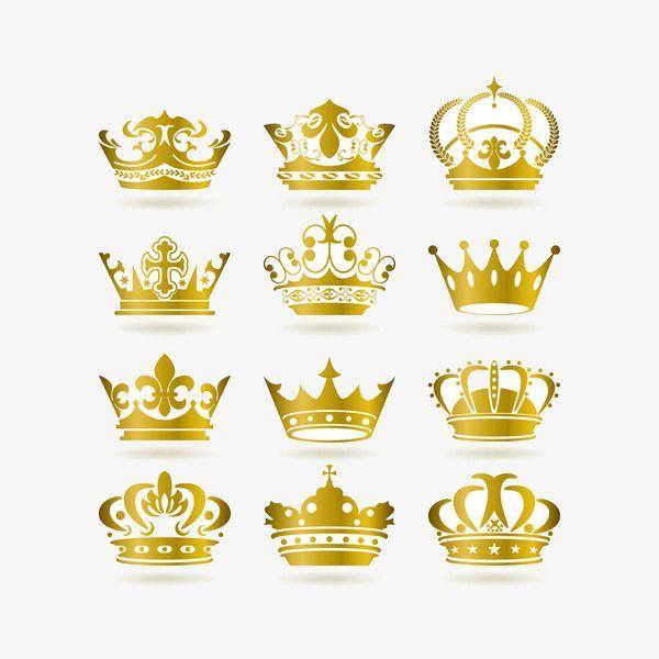 Noble And Beautiful Crown Of Gold Material Crown Clipart Gold Material Imperial Crown Png Transparent Clipart Image And Psd File For Free Download Coroa De Ouro Tatuagem Coroa Coroa De Rainha