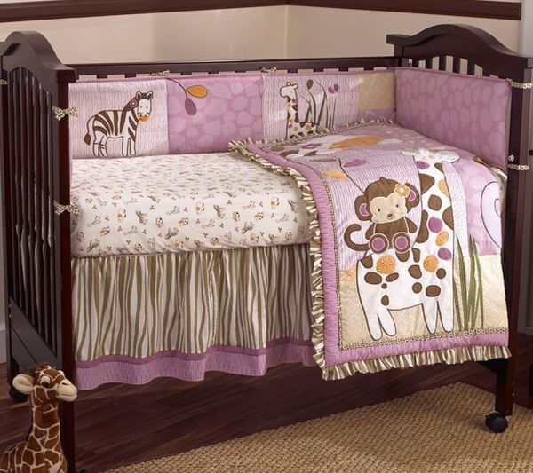 Baby Bedding Ideas That Are Cute