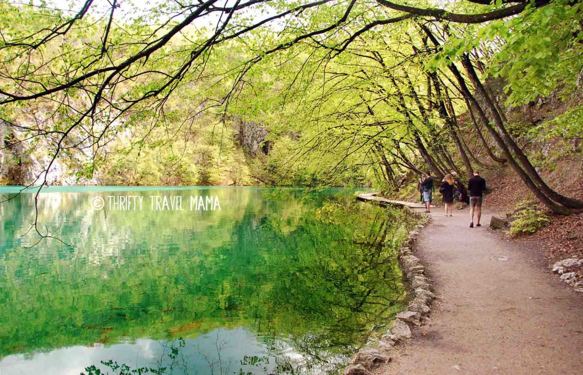 Walking On Waterfalls At Plitvice Lakes Plitvicka Jezera Plitvice Lakes Plitvice Lakes National Park European Vacation