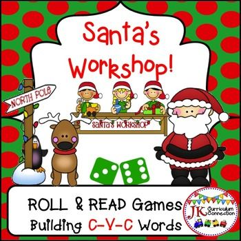 SantaS Workshop Games