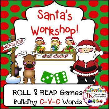 SantaS Workshop Games
