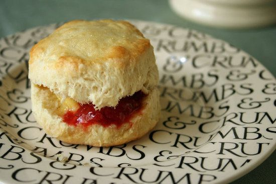 British Scones — just in time for the Olympics!