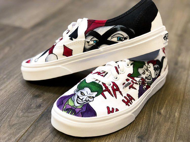 Please   Custom vans shoes, Custom shoes diy, Custom vans