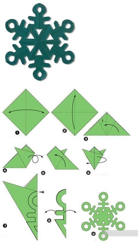 Конструирование в старшей группе из бумаги: оригами 84