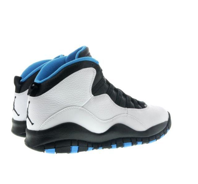 "Air Jordan 10 Retro ""Powder Blue"
