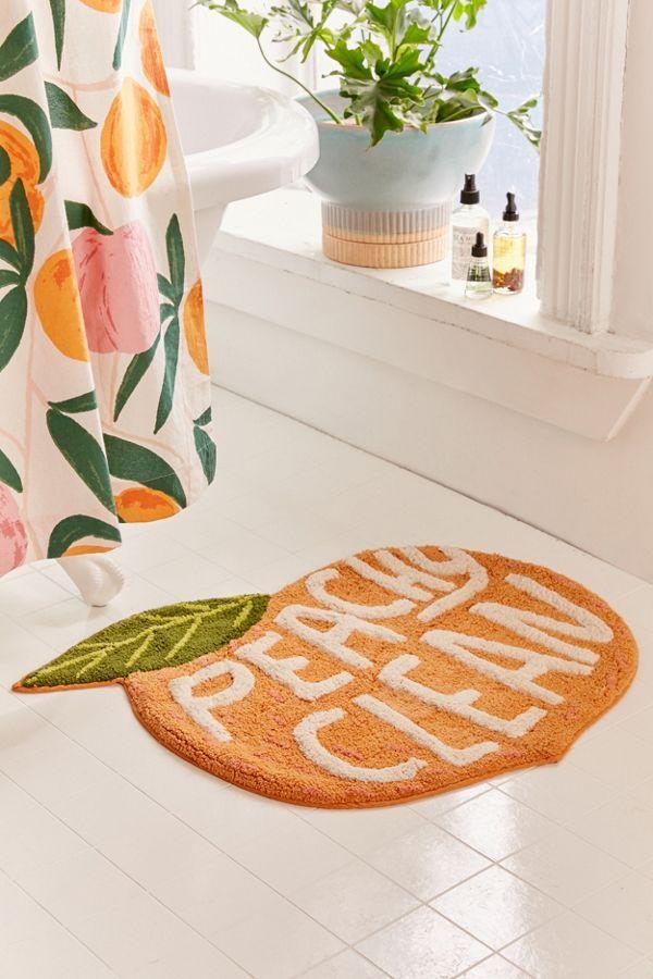 Urban Outfitters Peachy Clean Bath Mat En 2019 Tapis De