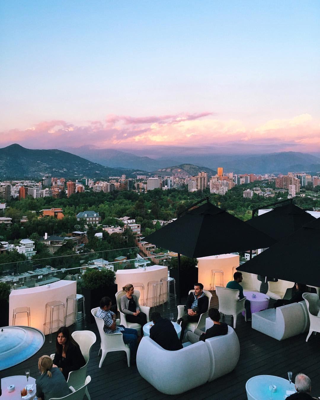 W Hotel Santiago Chile South America Travel Santiago Travel