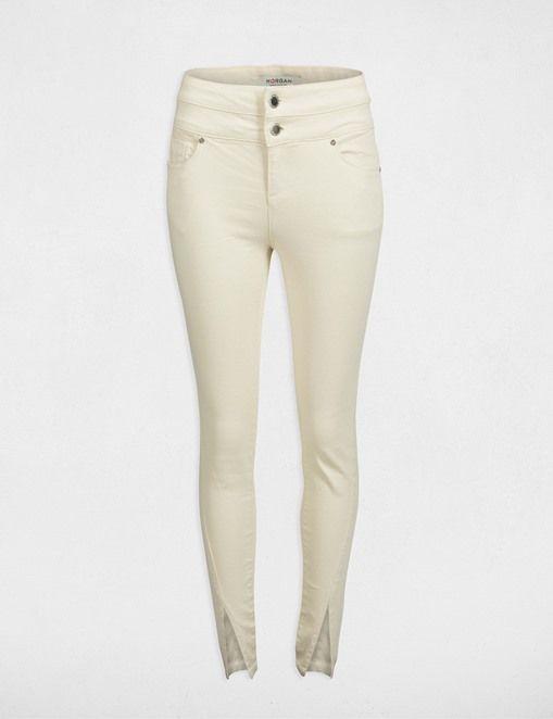 Toi Pinterest Taille Pantalon Base MorganDe Fendue Haute LqSUMGzpV