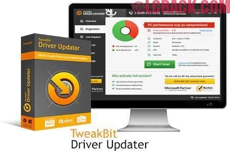 driver updater license key