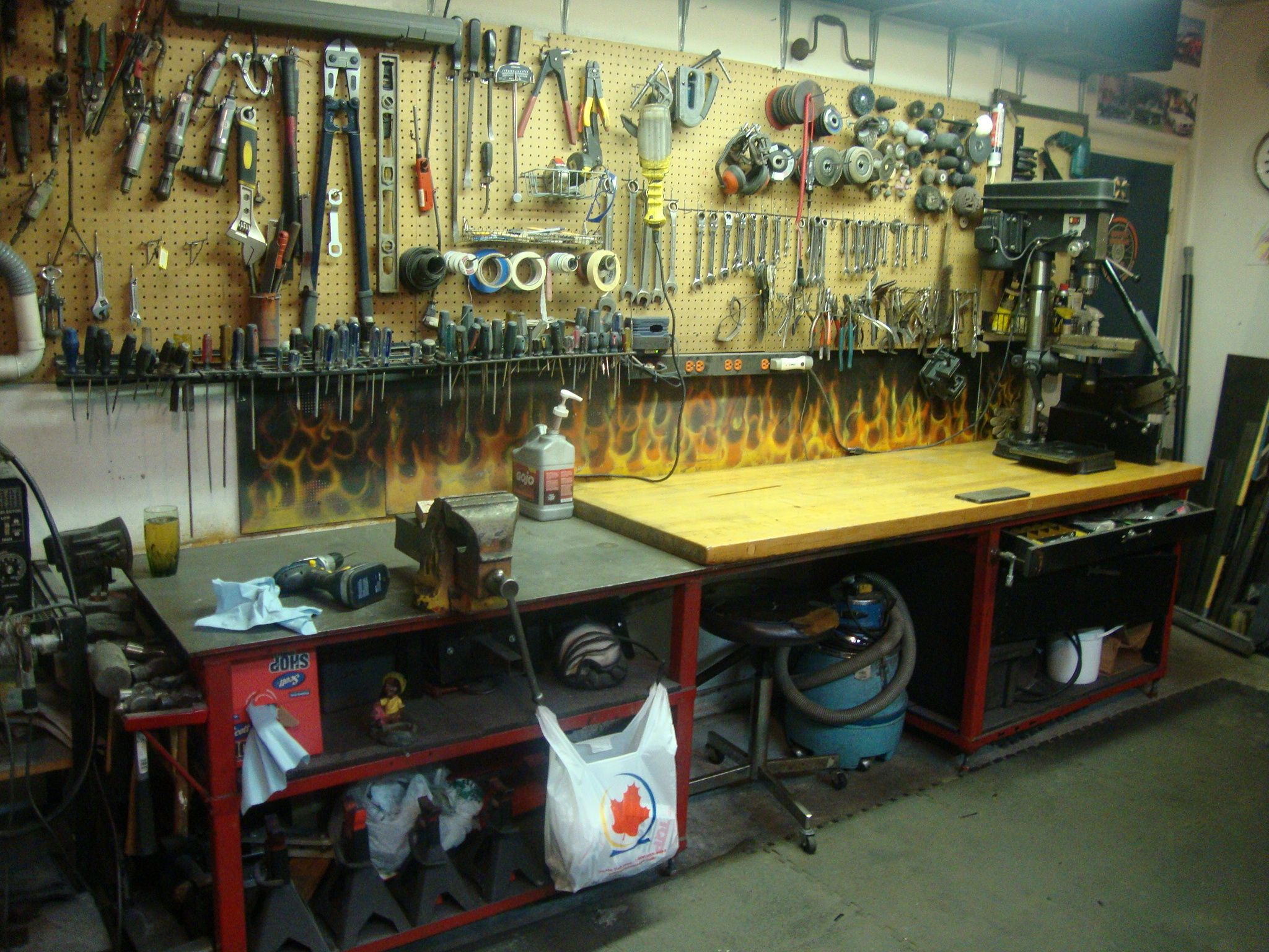 Lets See Your Workbench Page 21 The Garage Journal