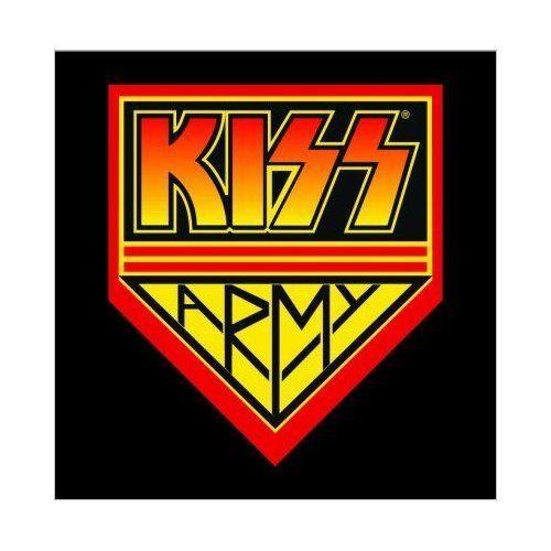 Official Kiss Army Logo Kiss Army Kiss Logo Kiss Band
