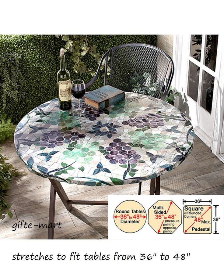 Round Patio Table Cover Look More At Http://besthomezone.com/round