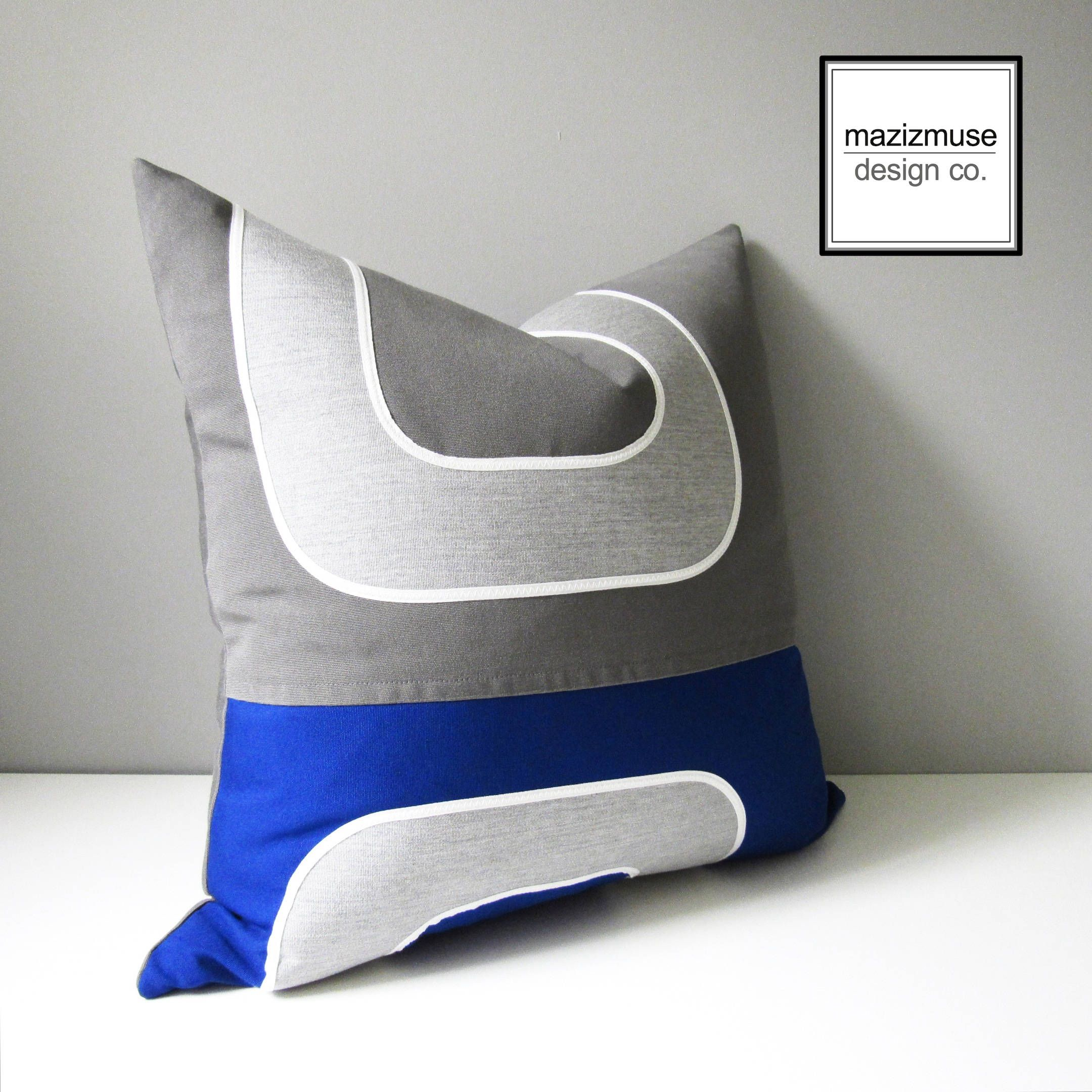 article throw accessories pillows contemporary pillow gray and velu blue pin square grey