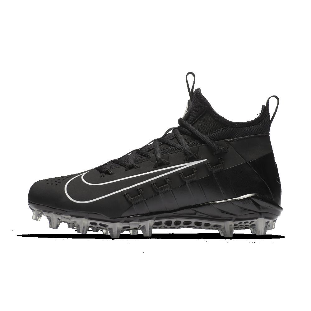 b80f814ddd781 Nike Alpha Huarache 6 Elite LAX Lacrosse Cleat Size 12 (Black ...