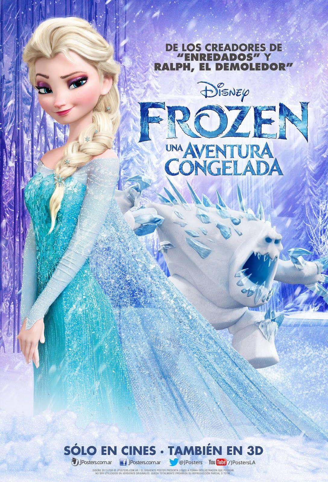 Poster De Elsa De Frozen Elsa Disney Princess Frozen Frozen Photos