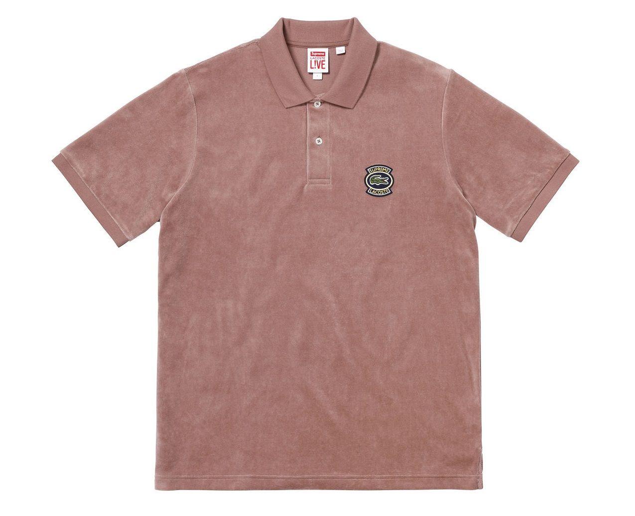 4ac6658856ef3 Lacoste x Supreme   la collection streetwear la plus désirable de ...