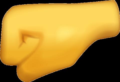 Left Fist Emoji Free Download Iphone Emojis Emoji Emoji Drawings Iphone